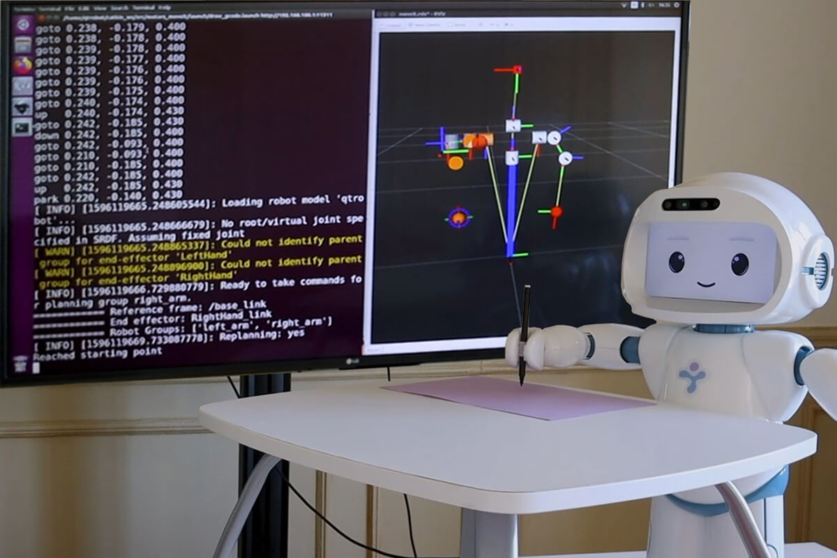 Robot ROS SDK for research and development