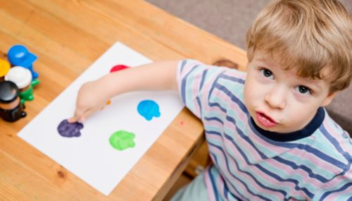 Early Stage Development And Autism Spectrum Disorder