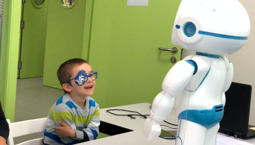 Why do children with autism learn better from robots?
